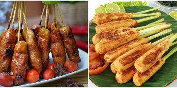 10 Resep sate ayam, simpel, mudah dibuat dan menggugah selera