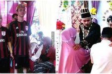 10 Momen unik pengantin saat pernikahan ini bikin senyum tipis
