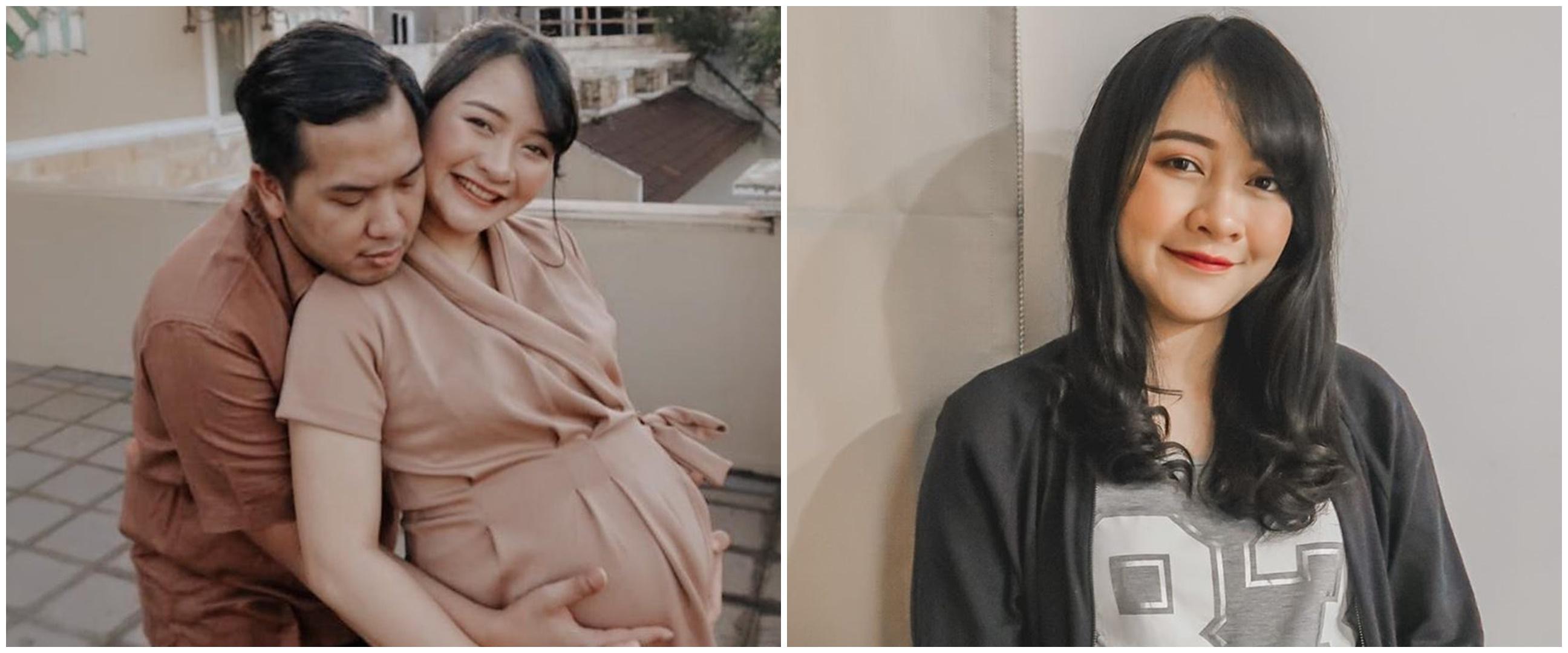 Kinal eks JKT48 melahirkan, paras sang bayi bikin gemas