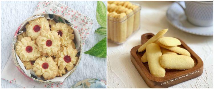 12 Resep kue kering goreng dari tepung beras, enak & sederhana