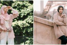 Nominasi wanita tercantik, ini 10 outfit hijab stylish Citra Kirana