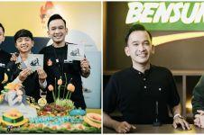 6 Bisnis kuliner Ruben Onsu yang laris manis, termasuk Geprek Bensu