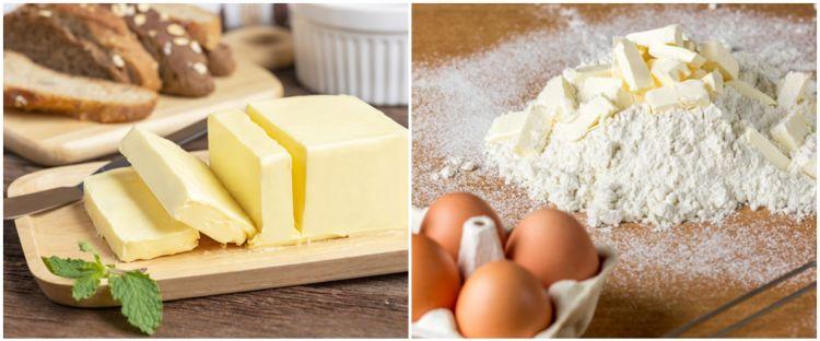 Kenali perbedaan mentega, margarin & roombutter, serta kegunaannya