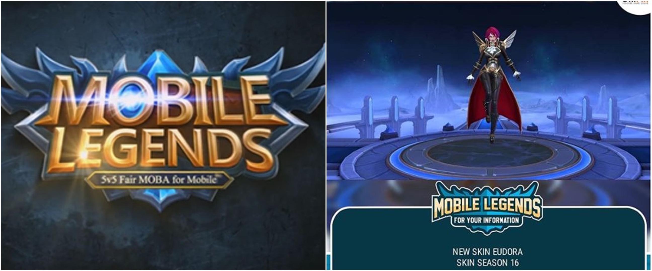6 Skin baru di Mobile Legends ini bikin gamers ngiler