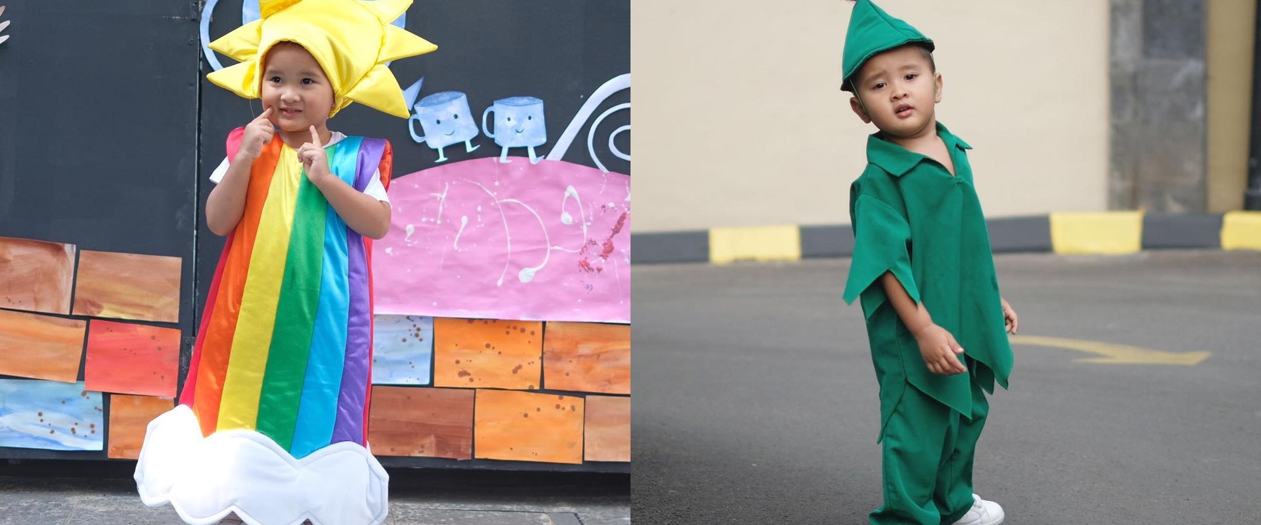 Reaksi kocak anak ketiga Zaskia Mecca lihat foto USG calon adiknya