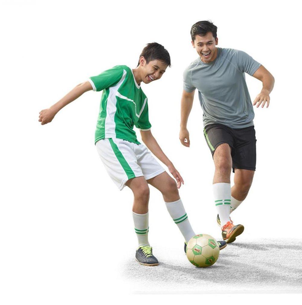 Olahraga anak © 2020 brilio.net