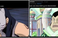 10 Referensi 'masker' new normal ala tokoh anime ini kocak