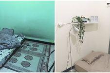 Awalnya sederhana, 10 transformasi kamar kos ini bikin takjub