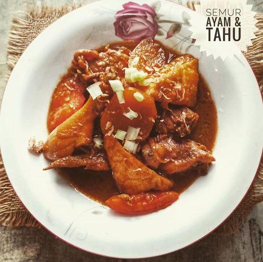 Resep kreasi masakan semur © 2020 brilio.net