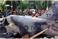 6 Fakta pesawat TNI AU jatuh di Riau, pilot selamat