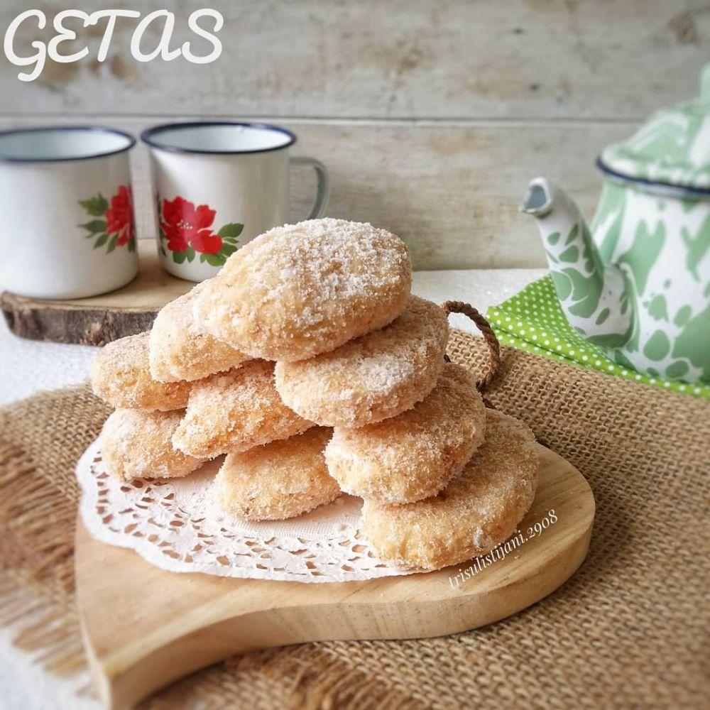 kue kering tepung terigu instagram