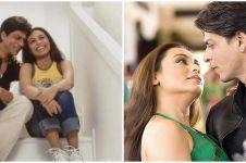 Rani Mukerji ungkap filmnya bareng Shahrukh Khan yang paling berkesan
