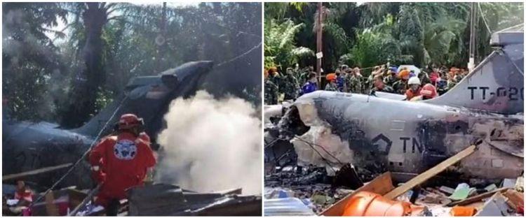 Kronologi jatuhnya pesawat tempur TNI AU di Riau
