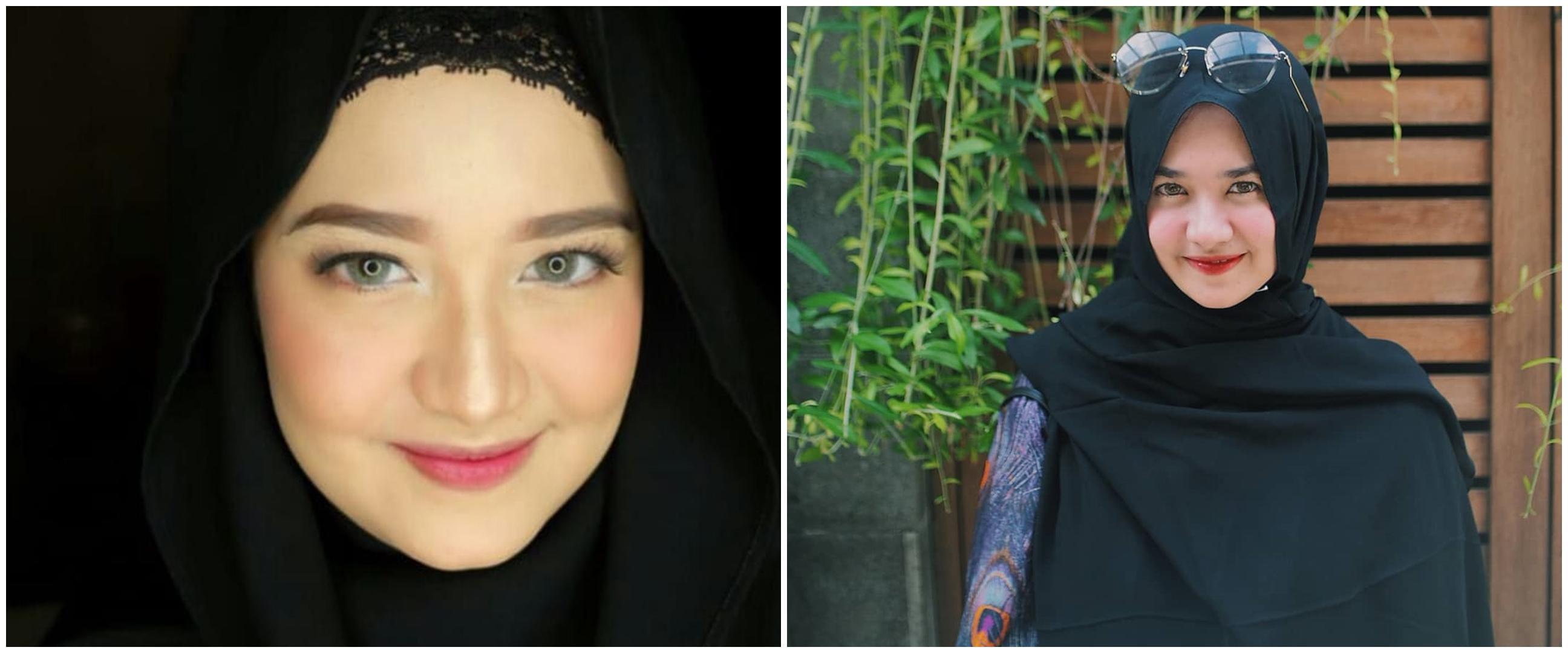 8 Pesona Hamimi Daulay, influencer sekaligus kakak Syakir Daulay