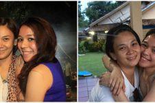 10 Potret kompak Dian Nitami dan putri angkatnya, bak ibu kandung