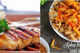 10 Resep olahan ikan kakap, enak, seperti di restoran
