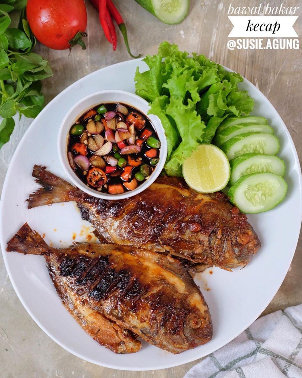 masakan ala restoran instagram
