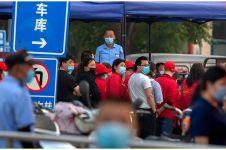 Muncul gelombang dua corona di pasar, China terapkan lockdown lagi