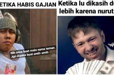 10 Meme ketika dikasih duit orangtua, bahagia