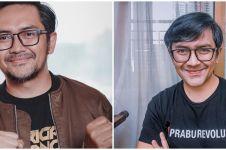 Ulang tahun ke-40, ini 8 potret Prabu Revolusi yang multitalenta
