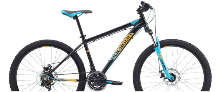 Harga sepeda MTB Polygon Monarch 5 dan spesifikasinya