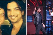Sebelum meninggal, ini 7 potret hangat Sushant Singh & Shah Rukh Khan