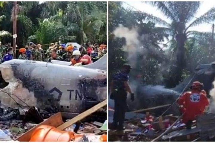 Kondisi terkini pilot pesawat tempur TNI AU yang jatuh di Riau