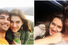 5 Momen kenangan Kriti Sanon bareng mendiang Sushant Singh, menyentuh