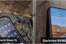 5 Smartphone terbaik 2020 tahan banting, aman saat cuaca ekstrem
