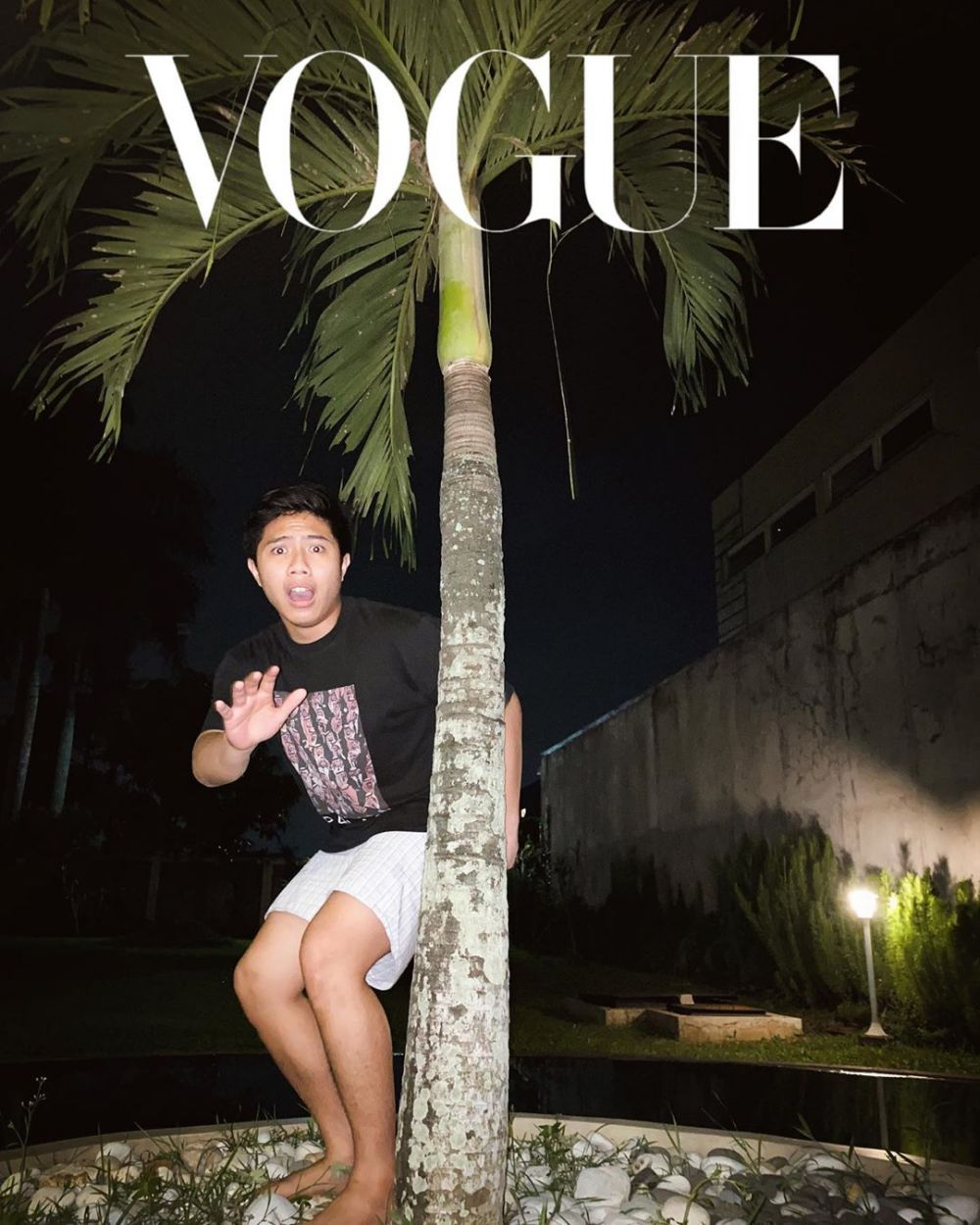 Vogue Challenge kocak Instagram