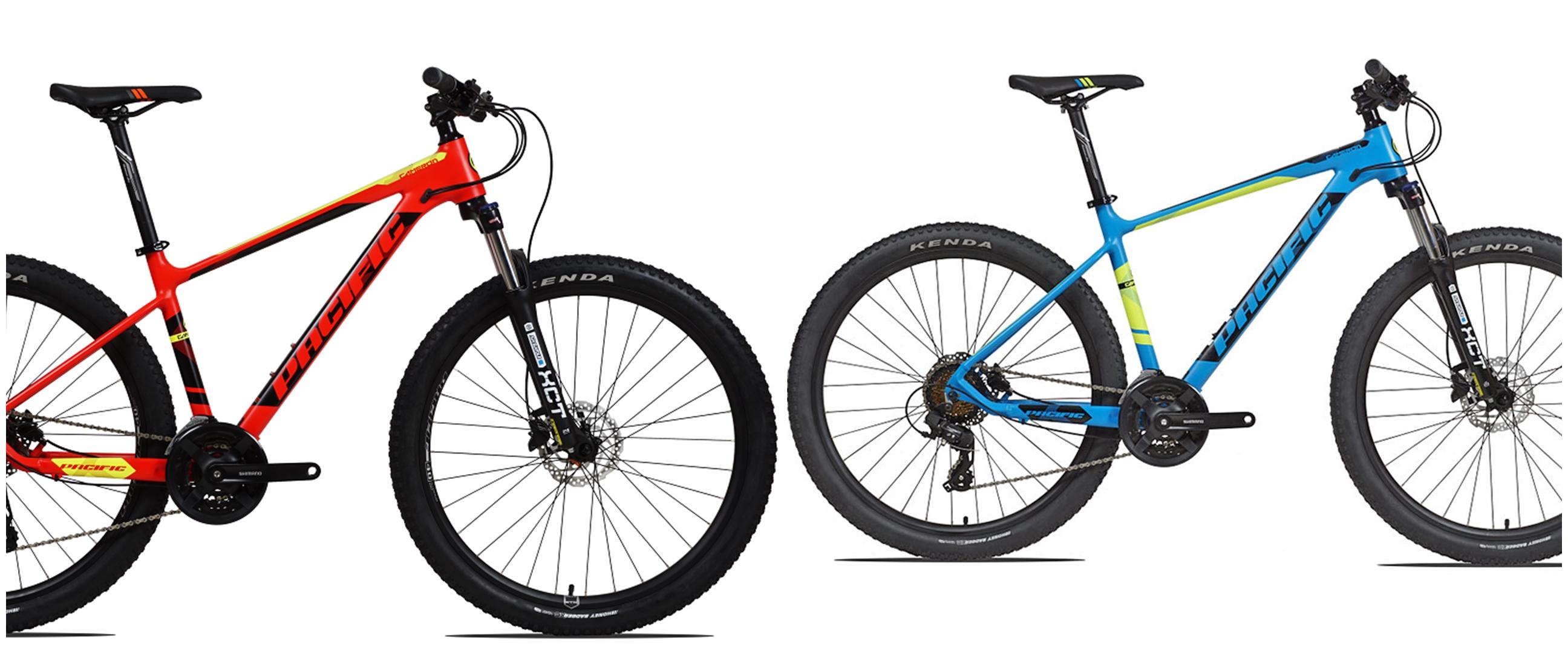 Harga sepeda Pacific Cameron 5.0 dan spesifikasi lengkapnya