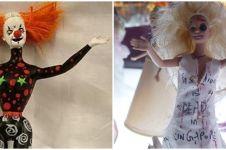 8 Boneka Barbie dengan penampilan bikin merinding, beda dari biasanya