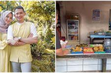 8 Potret Citra Kirana ngidam makan gorengan, belinya di Puncak