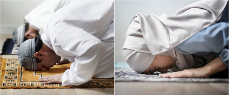 Macam-macam sujud dalam ajaran agama Islam