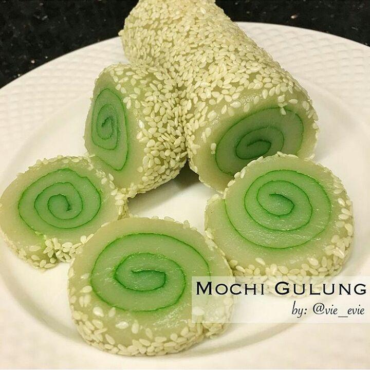 Resep mochi gulung © 2020 brilio.net