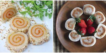 10 Resep kreasi mochi gulung, mudah, praktis, & bisa untuk jualan