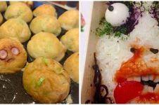 10 Potret lucu makanan terlihat seram ini bikin selera makan hilang