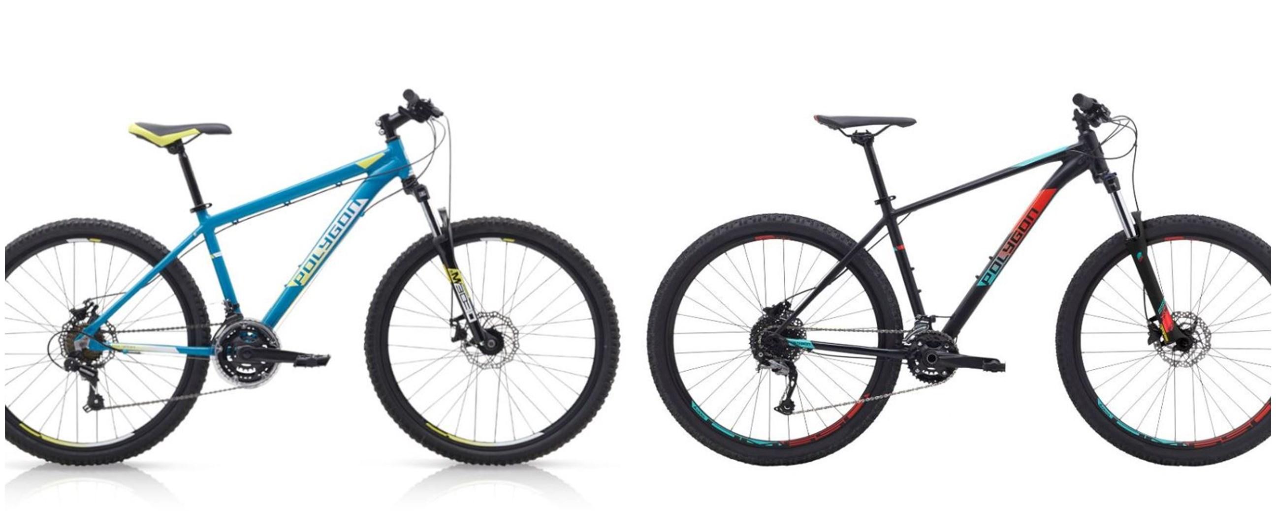 Harga sepeda Polygon MTB bekas dan spesifikasinya, murah & berkualitas
