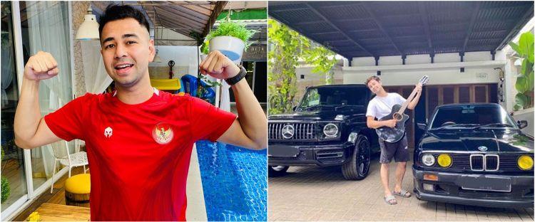4 Kisah sukses Raffi Ahmad, honor pertama Rp 500 ribu