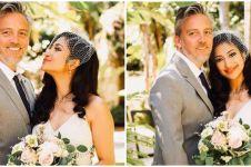 Menikah dengan Paris Chong, kini Rahma Azhari umumkan kehamilan