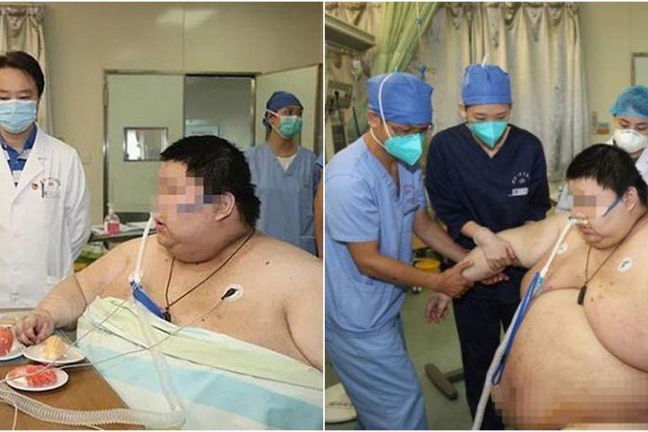 Kisah pria bertambah berat badan hingga 100 kg saat lockdown