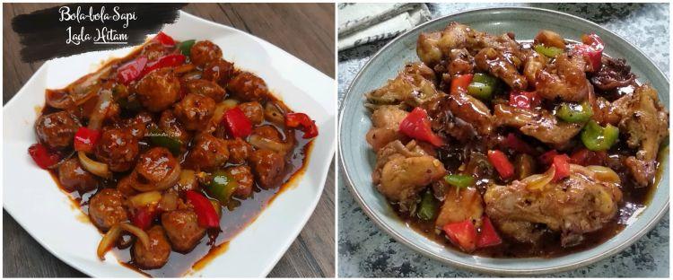 10 Resep masakan lada hitam, enak, sederhana, dan praktis