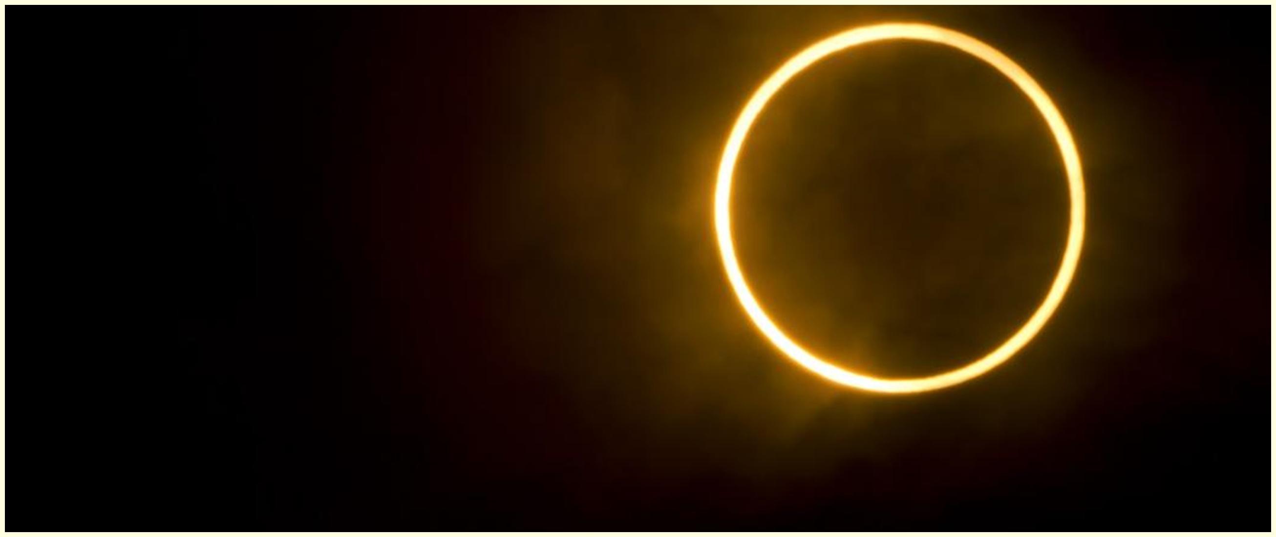 Ini jadwal & wilayah yang bisa saksikan gerhana matahari cincin 2020