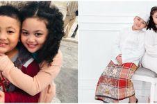 7 Potret kompak Amora dan Kellen anak Krisdayanti dan Raul Lemos