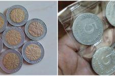 7 Uang koin Indonesia ini punya harga tinggi, ada yang Rp 100 juta