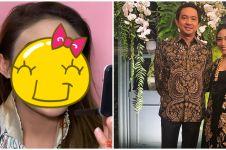 10 Potret wajah Ayu Dewi dirias suami, alisnya bikin takjub