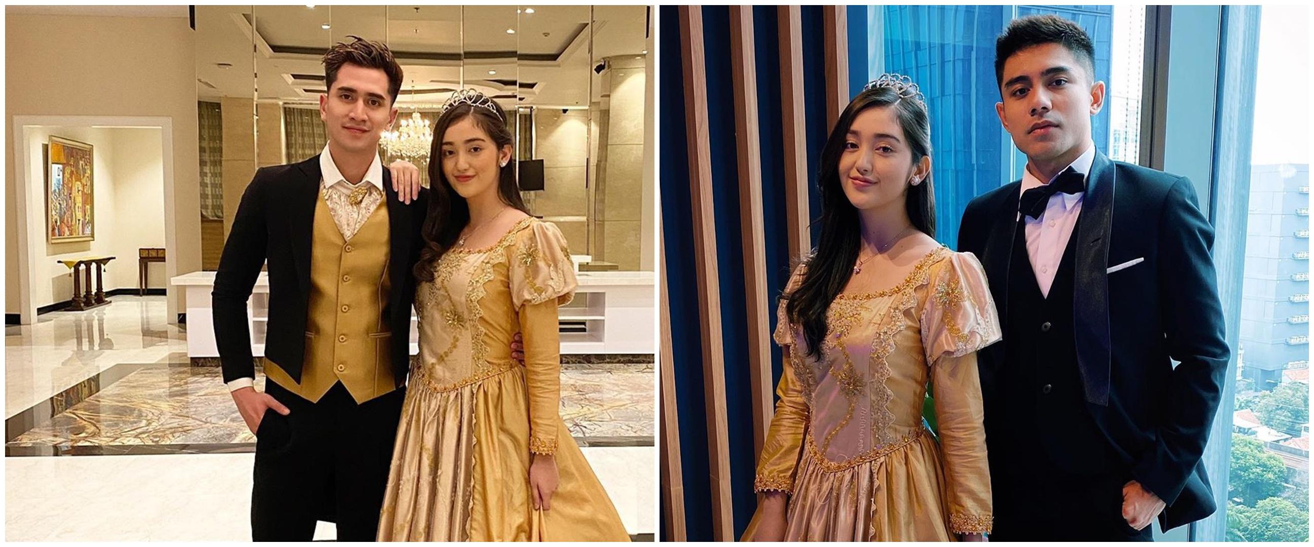 9 Adu gaya Verrell & Riza, para lakon ganteng 'Putri untuk Pangeran'