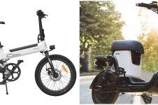 Harga sepeda listrik Xiaomi HIMO dan spesifikasinya, modern & canggih