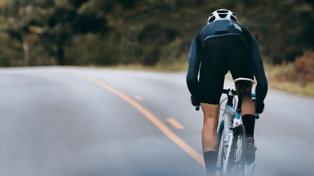 Bersepeda di luar jalur khusus terancam denda Rp 100 ribu