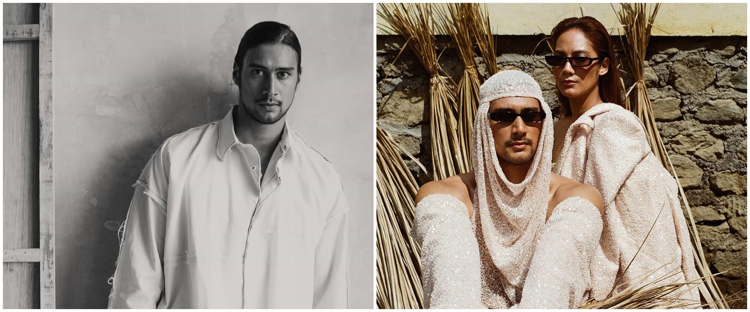 7 Potret ganteng Daniel Adnan, suami Tara Basro berdarah Eropa-Jawa